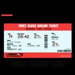 hidden city ticketing first class business ticket